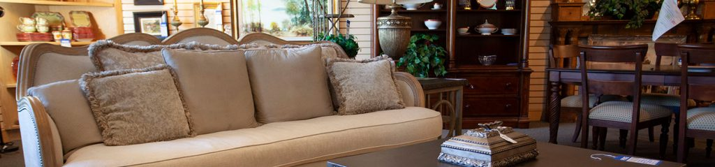 Quality Used Furniture and Home Accessories Since 1987