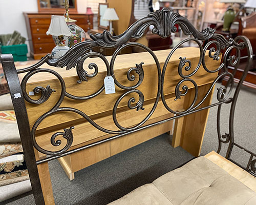 Used Queen Metal Bed Frame