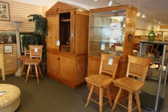hardwood-cabinets