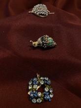 Vintage Brooch Pins