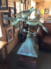 bronze-weathervane